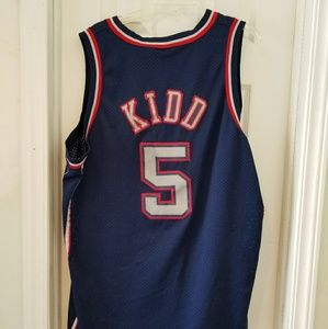 05007d9d88b5 Nike Shirts - Authentic Jason Kidd NEW Jersey Nets Men s 2XL